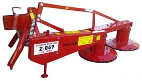 Косилка роторная Wirax, захват 1,65 м