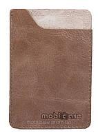 Холдер для кредитной карты (KROCO оливковый), фото 1