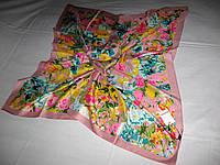Платок Mantero шёлковый можно приобрести на выставках в доме одежды Киев