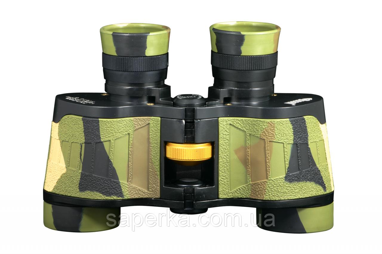 Бинокль универсальный 7X32 - BASSELL (зелёный)
