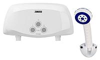 Проточный водонагреватель Zanussi 3–logic 5,5 S (душ)