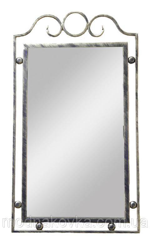 Зеркало в кованой раме №3