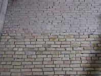Абразивоструйная обработка стен бетонных стен кирпичных