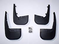 Брызговики на Mercedes-Benz Vito 639, 2003-2010 год, (B66560459;B66560458), комплект - 4 шт