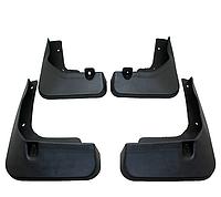 Брызговики на Toyota Camry V50, 2011-2014 год (PU06033012P1), комплект - 4 шт