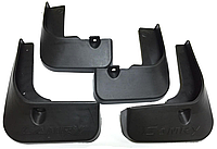 Брызговики на Toyota Camry V50, с 2014 года, (PZ416V396100), комплект - 4 шт