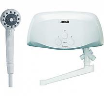 Проточный водонагреватель Zanussi 3–logic 5,5 TS (душ + кран)