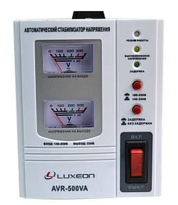 Стабилизатор напряжения LUXEON AVR-500 VA