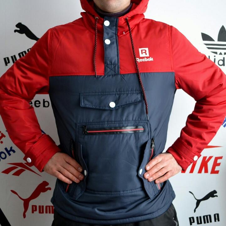Куртка-ветровка Анорак демисезонная купить, фото 1