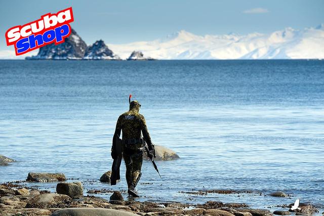 Как выбрать гидрокостюм начинающему подводному охотнику или дайверу.