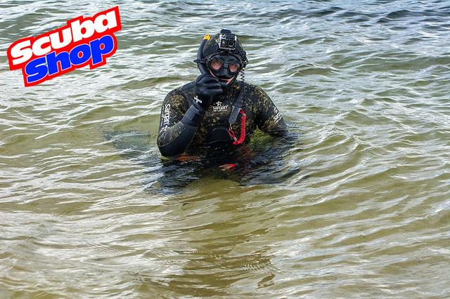 Выбор гидрокостюма и снаряжения для подводной охоты. SCUBA-SHOP