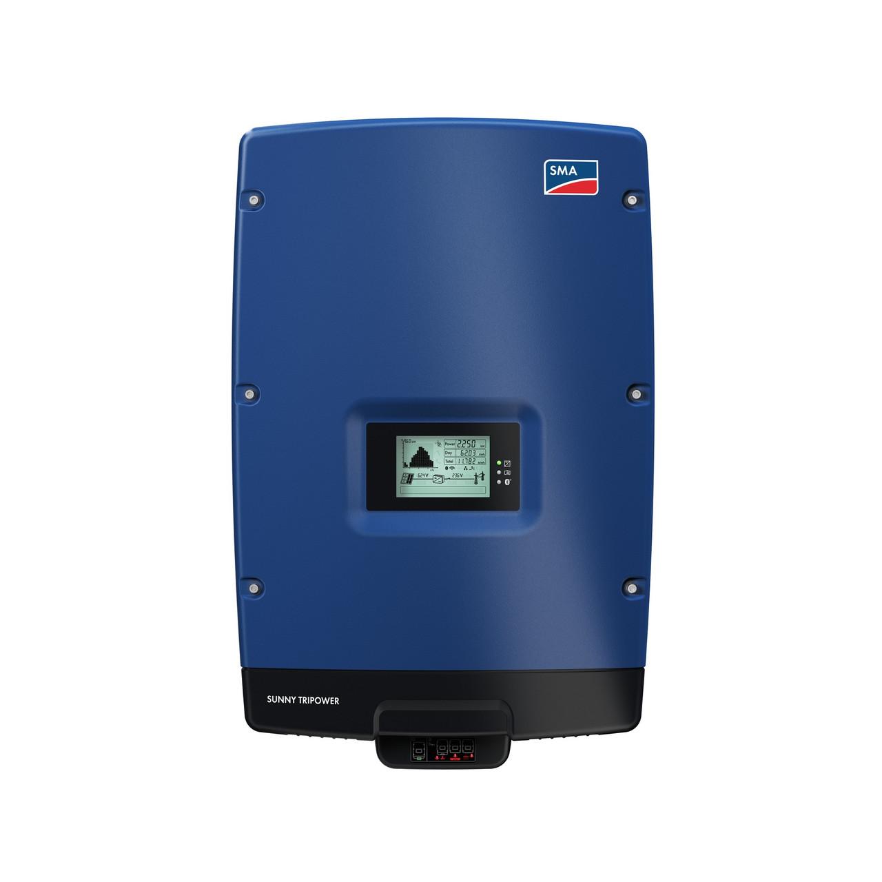 Сетевой инвертор SMA Sunny Tripower 10000TL-20