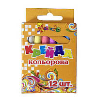 Мелки для рисования цветные  8051-12 Little Artist