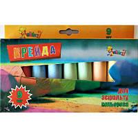 Цветные мелки для асфальта Jumbo HC-9 НеЗнайка