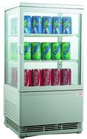 Шкаф-витрина холодильная FROSTY RT58L-1D с замком