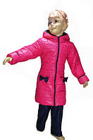 Пальто детское демисезонное 116-122-128