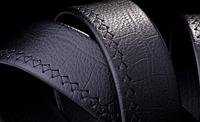 Мужской кожаный ремень. Модель 2131, фото 3