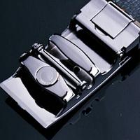 Мужской кожаный ремень. Модель 2131, фото 4