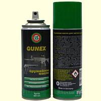 Масло оружейное Klever Ballistol Gunex Spray 400ml, Германия