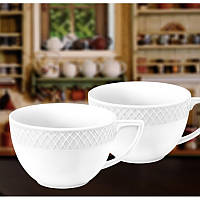 Набор чайный 2 шт Джамбо Wilmax Julia Vysotskaya WL-880109-JV