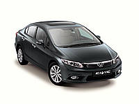Авточехлы Honda Civic 2012... EMC Elegant