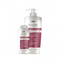 Оживляющий шампунь Top Care Repair Chroma Care  (1000 мл) для ухода за окрашенными волосами.