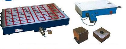 Магнитные системы фиксации заготовки