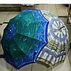 Зонт женский трость механический