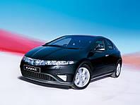 Авточехлы Honda Civic hatchback 2006-2010 EMC Elegant