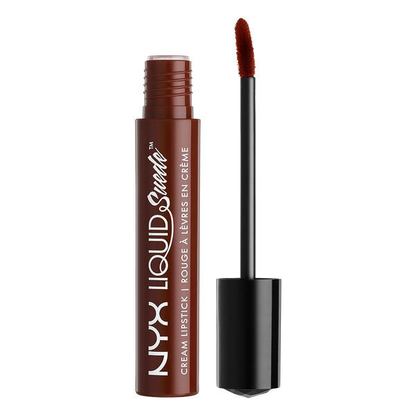 NYX LSCL23 Liquid Suede Creame Lipstick Club Hopper - Жидкая помада, 4 мл