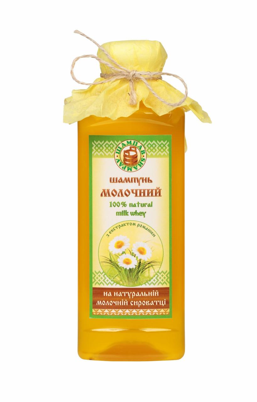 Шампунь «Молочный» с экстрактом ромашки, Шампав