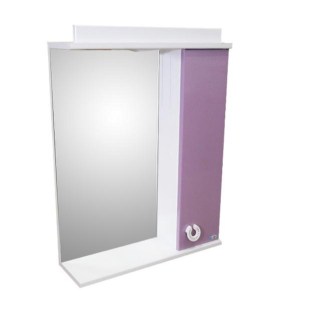 Зеркало Амадин 55 фиолет-пастель 081