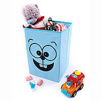 """Детский короб для хранения игрушек """"Зайчик"""""""
