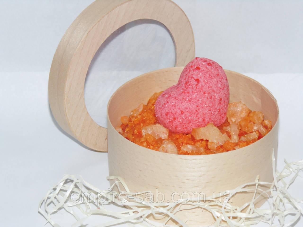 Подарочный набор СПА с маслом грейпфрута