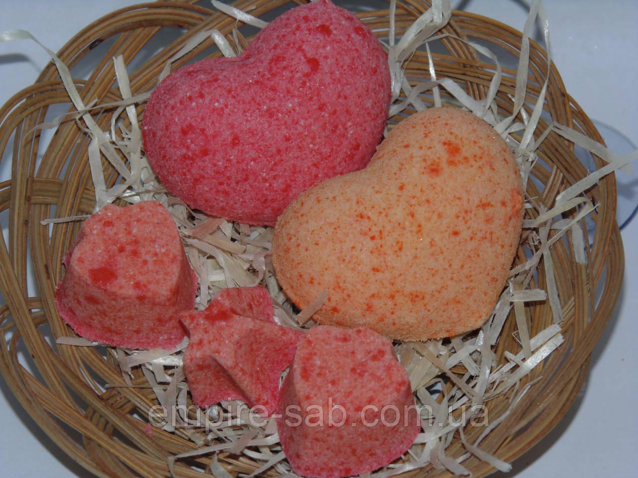 Набор гейзеров для ванны с ароматом грейпфрута