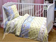 Детское белье в кроватку ТМ Блакит (Белоруссия), Буслик, лучшая цена!