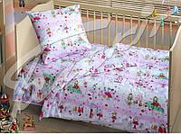 Детское белье в кроватку ТМ Блакит (Белоруссия), Стрекоза, лучшая цена!