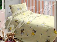Детское белье в кроватку ТМ Блакит (Белоруссия), Дирижабль, лучшая цена!