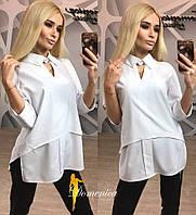 Блуза свободного кроя, фото 1