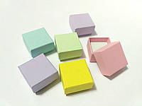 "Дешевая подарочная коробочка  ""Rainbow+"" 6шт"