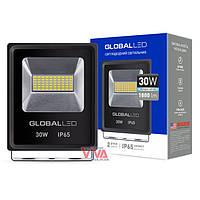 LED прожектор GLOBAL Flood Light 30W 5000K холодный свет (1-LFL-003)