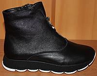 Ботинки женские на толстой подошве, молодежные ботинки от производителя модель В1616