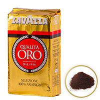 Кофе молотый LAVAZZA Qualità Oro