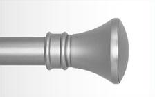 Декоративный наконечник Люксор для кованого карниза 25 мм.