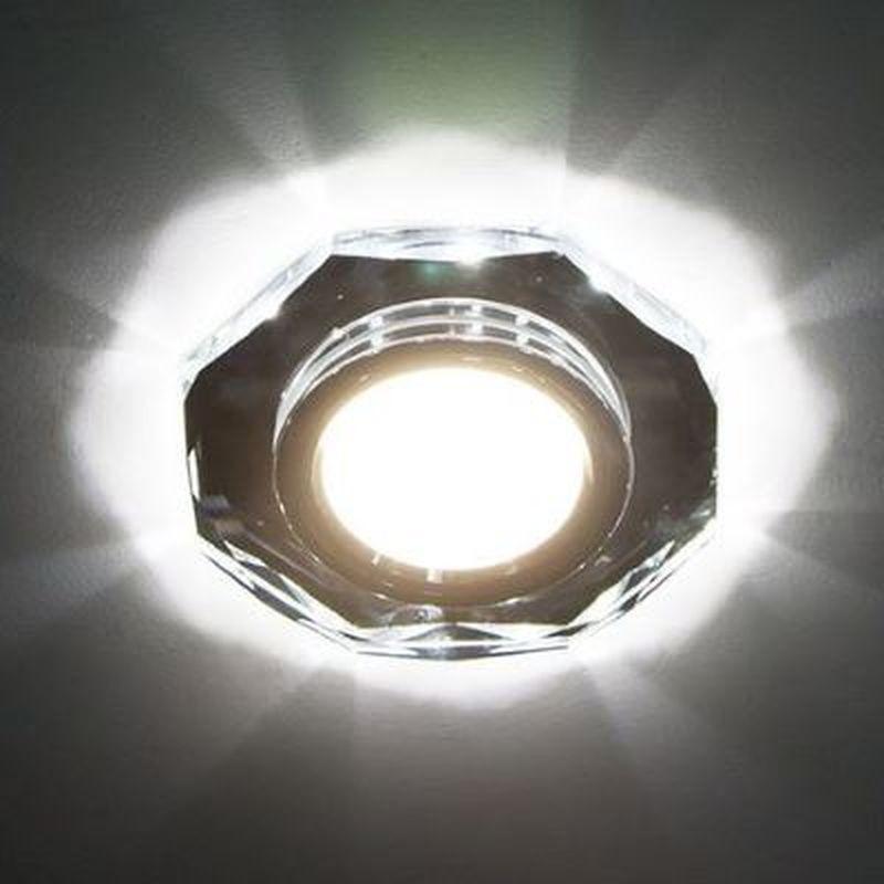 Точечный светильник с led подсветкой Feron 8080-2