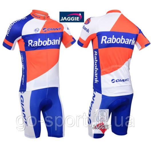 Велоформа RABOBANK 2013 bib