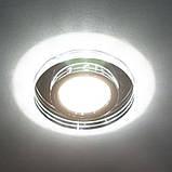 Точечный светильник  Feron 8060-2 с led подсветкой, фото 3