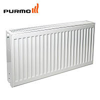 Сталевий панельний радіатор PURMO Compact С33 600х1100, фото 1