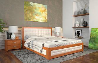 Кровать деревянная Рената М 180х200(190) сосна
