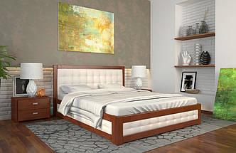 Кровать деревянная Рената М 160х200(190) сосна